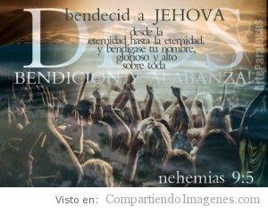 Bendice a Jehova