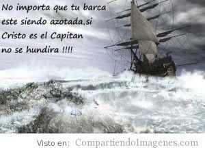 Cristo es el Capitán