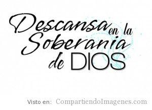 Descansa en el Señor!