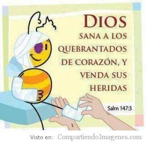 Dios sanador