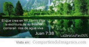 Creer en Jesucristo