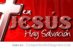 En Jesus hay Salvacion