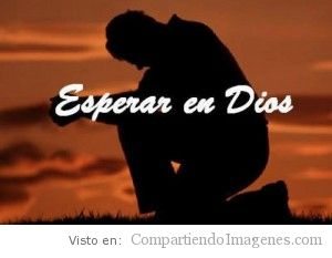 Espero en el Señor