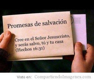 Promesas de Salvacion