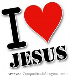 Te amo Jesus