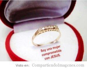 Soy una mujer comprometida con Jesus