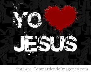 Amo a Jesucristo