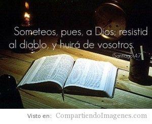 Someteos a Dios