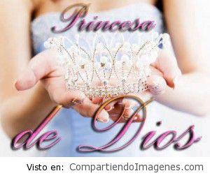 Soy una Princesa de Dios
