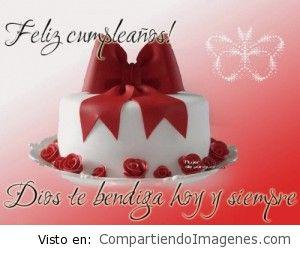 Feliz Cumpleaños – Comparte esta imagen