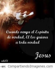 Guíanos con tu Santo Espíritu Señor