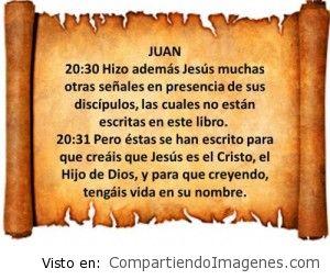 En Cristo Jesús hay vida!