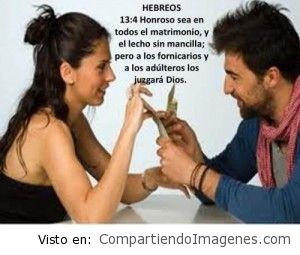 Honroso sea en todos el matrimonio