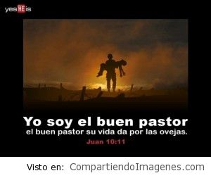 Jesus el buen Pastor