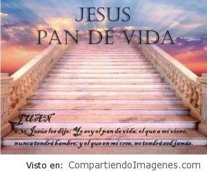 Jesús nuestro Pan de Vida