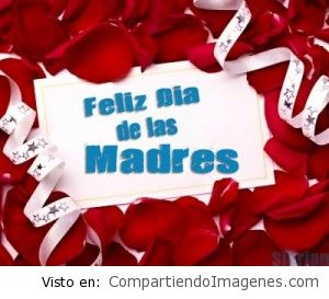 Felicidades Madre Querida