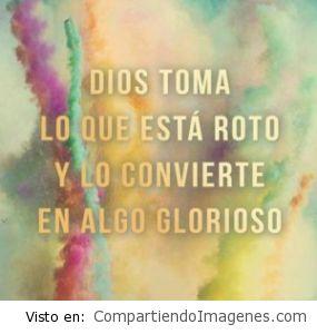 Dios obrara en tu vida