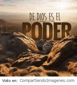 De Dios es el PODER