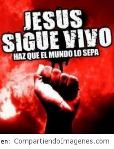 Jesucristo vive