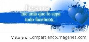 Jesucristo me ama