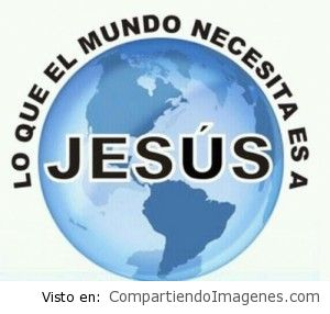 Jesus, te necesito!