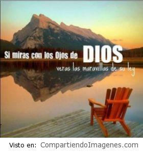 Hacedor de maravillas es Dios