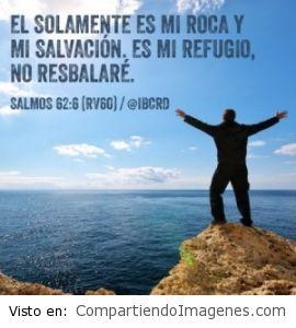 El Señor es mi roca