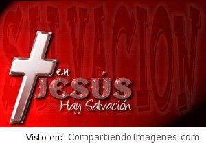 Solo en Jesús hay Salvación