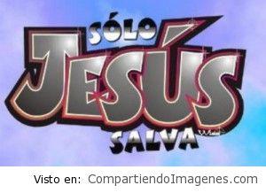 Solo en Jesus hay Salvacion y vida eterna