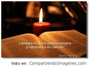 Tu palabra nos ilumina