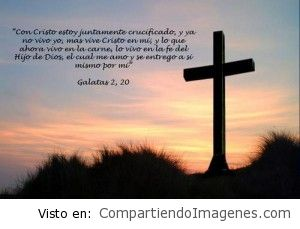 Jesus, se entrego por amor