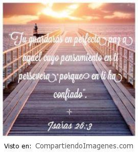 Isaías 26 – Cántico de confianza en el Señor