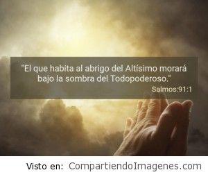 Postal del Salmo 91:1
