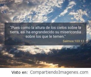 Postal Salmo 103:11