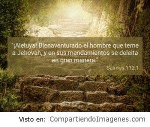 Postal del Salmo 112:1