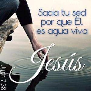 Jesus, agua de vida
