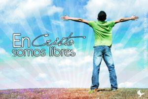 Somos libres en Cristo