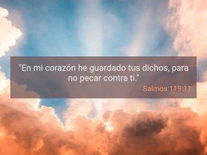 Señor, en mi corazón guardo tus sichos!