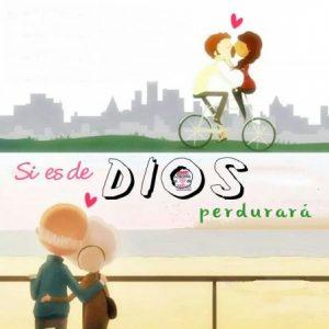 Dios, tu y yo