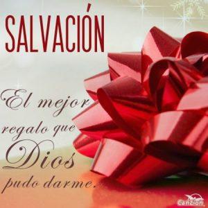 No hay mejor regalo que la salvación