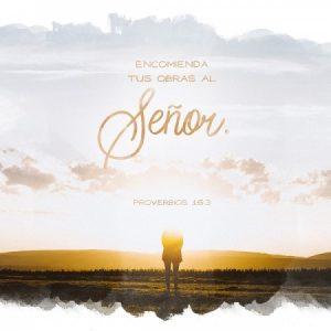Confía en el Señor Jesus