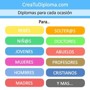 Crea Tu Diploma