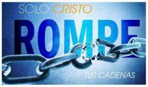 Imagen – Cristo Rompe las Cadenas