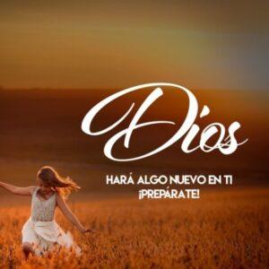 Imagen – Dios de Vida, Dios de Promesas, Dios de Bendición