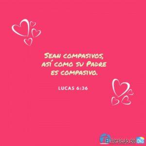 Imagen – Postal – Sean compasivos