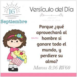 Imagen – Versículo del Día- Marcos 8:36 RV60