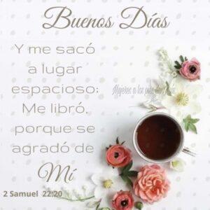 Imagen – Buenos días con Dios- Celebra la Victoria