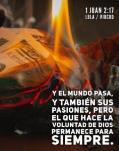 Imagen – 1 Juan 2:17 #LBLA @ibcrd