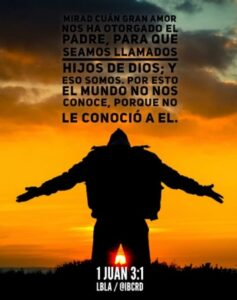 Imagen – 1 Juan 3:1 #LBLA @ibcrd