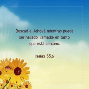 Postal – Buscad a Jehová mientras puede ser hallado